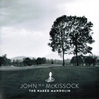 cover image for John McKissock - The Naked Mandolin