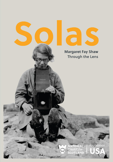 cover image for Margaret Fay Shaw - Solas - Through The Lens