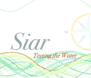 cover image for Siar - Testing The Water EP