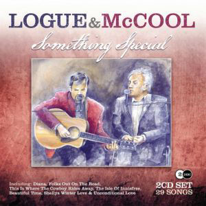 cover image for Logue And McCool - Something Special  (2CD Set)