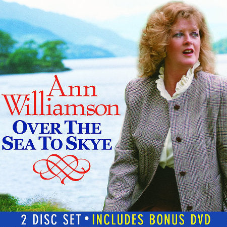 cover image for Ann Williamson - Over The Sea To Skye