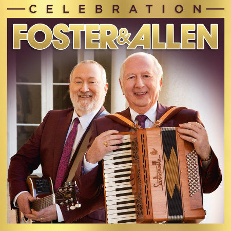 cover image for Foster And Allen - Celebration