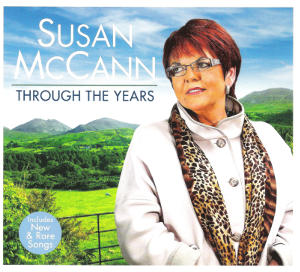 cover image for Susan McCann - Through The Years (3CD)