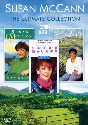 cover image for Susan McCann - The Ultimate Collection (3 DVD Set)