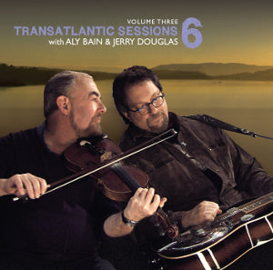 cover image for BBC Transatlantic Sessions (Series 6) vol 3 CD