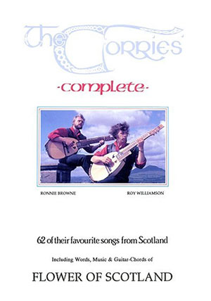 cover image for The Corries - Complete
