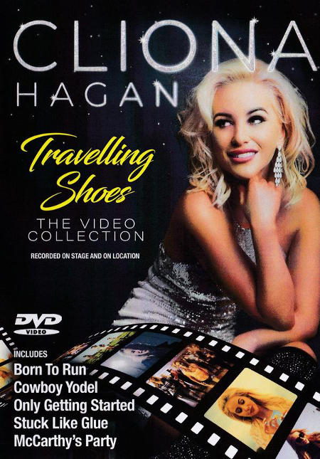 cover image for Cliona Hagan - Travelling Shoes