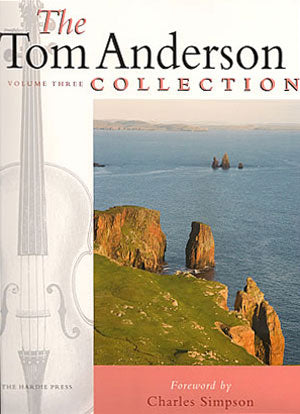cover image for The Tom Anderson Collection vol 3