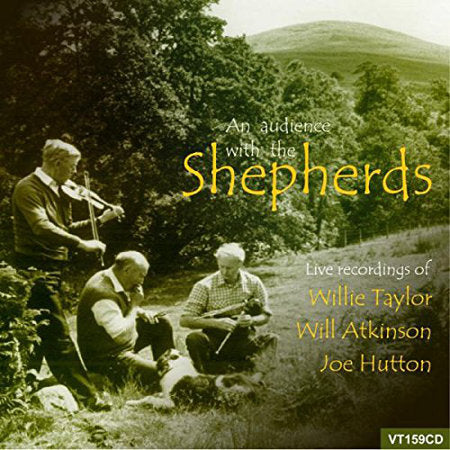 cover image for An Audience With The Shepherds