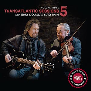cover image for BBC Transatlantic Sessions (Series 5) vol 3 CD