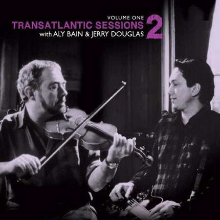 cover image for BBC Transatlantic Sessions (Series 2) vol 1 CD