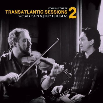 cover image for BBC Transatlantic Sessions (Series 2) vol 3 CD