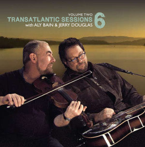 cover image for BBC Transatlantic Sessions (Series 6) vol 2 CD