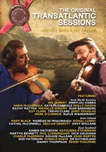 cover image for BBC Transatlantic Sessions (Series 1) DVD