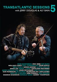 cover image for BBC Transatlantic Sessions (Series 5) DVD