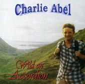 cover image for Charlie Abel - Wild on Accordion