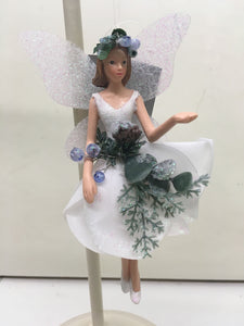 Eucalyptus fairy tree decoration