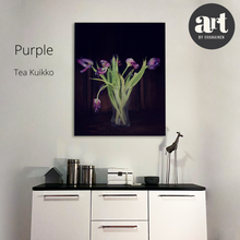 Load image into Gallery viewer, Limited Art print: Purple