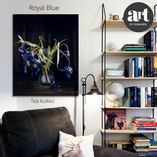 Load image into Gallery viewer, Limited Art print: Royal Blue
