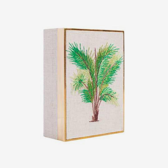 Plantation Box - Palm Tree