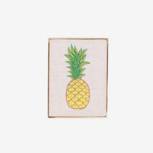 Plantation Box - Pineapple