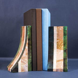 Linea Bookends