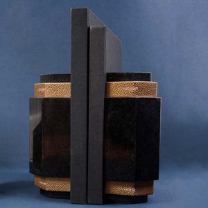 Neo Deco Bookends
