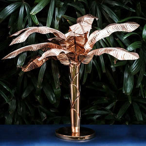 Palmera - Rose Brass