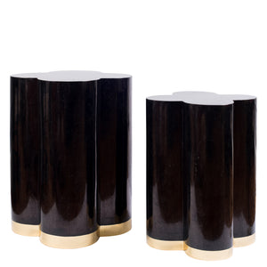 Alhambra Stool Noir - Small