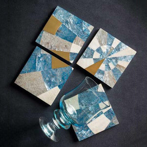 Facet Coasters
