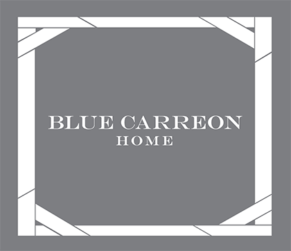 Blue Carreon Home's retina logo