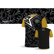 Load image into Gallery viewer, Palm Beach Stars by Britto Limited Edition - SIGNATURE Black Jersey - Dry Fit Polyester