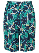 Load image into Gallery viewer, Tie Waist Shorts Tropical