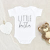 Cute Little Brother Baby Onesie® - Little Brother Onesie® - Little Brother Baby Onesie® - Little Brother Clothes