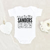 Custom Baby Onesie - Personalized Baby Gift - Personalized New To The Crew Onesie