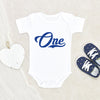 Baseball First Birthday Boy - First Birthday Onesie® - Baseball 1st Birthday Onesie®