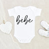 Bebe Onesie® - Schitt's Creek Fan - Baby Shower Gift - Baby Girl Onesies® - Baby Boy Onesies® - Schitt's Creek Onesie® - Schitt's Creek Gift
