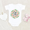 Lil Sister Onesie - Little Sister Onesie - Little Sister Baby Clothes - Cute Little Sister Baby Onesie