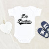Big Brother Onesie- New Big Brother Clothes - Cute Big Brother Baby Onesie