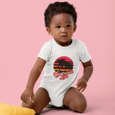 Retro Summer Onesie® - California Love Onesie® - Cute Summer Clothes