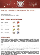 Load image into Gallery viewer, 2021 Year of the Metal Ox Forecast