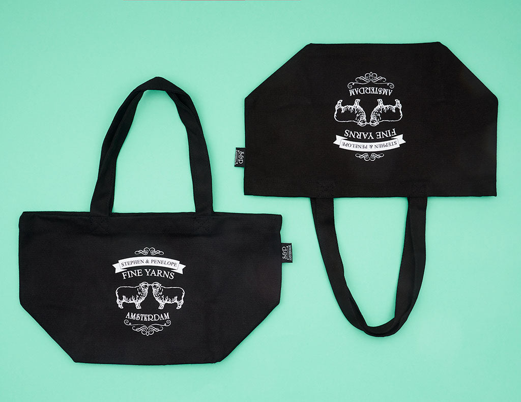 STEPHEN & PENELOPE PROJECT BAGS