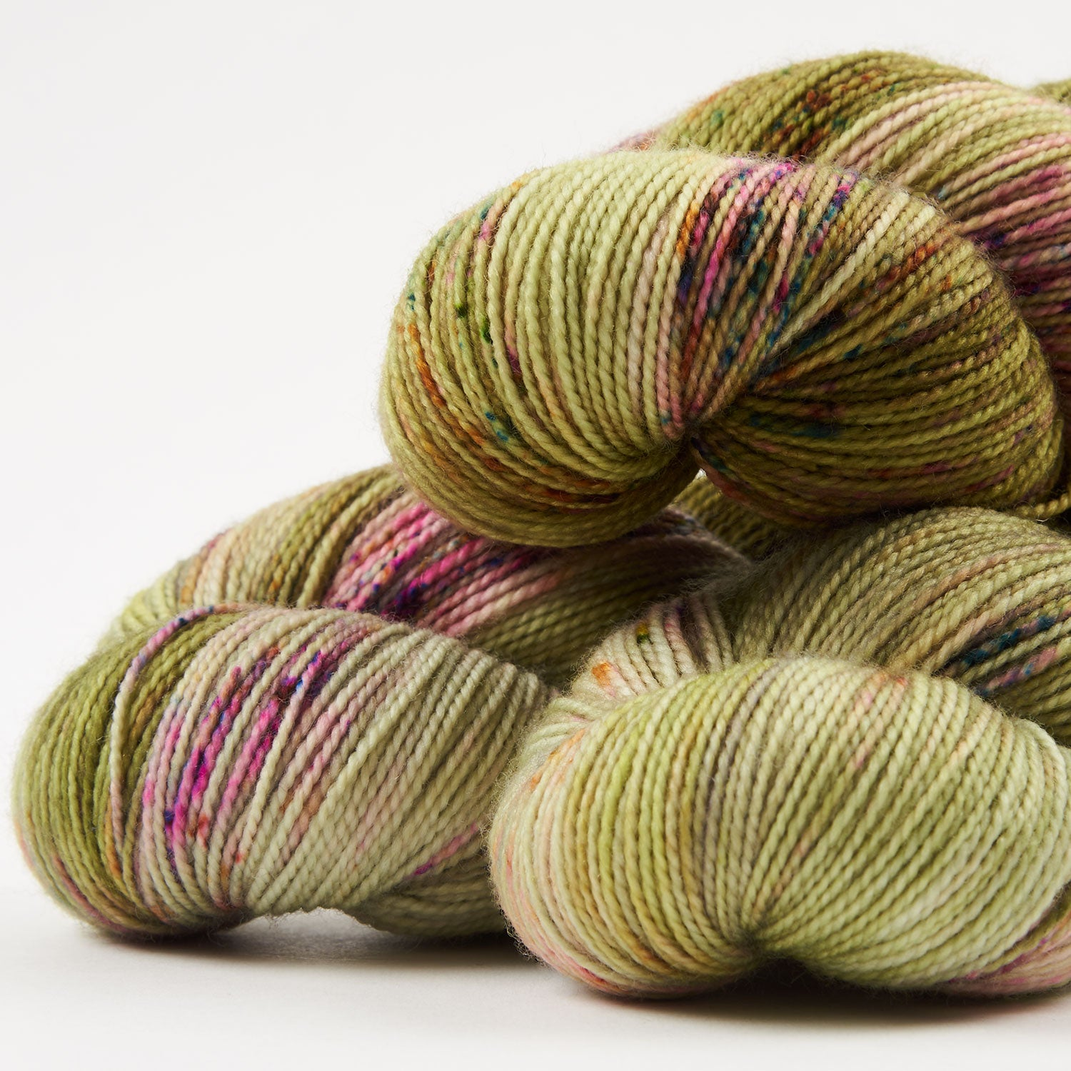 MERINO SWIRL - APPLE JACK