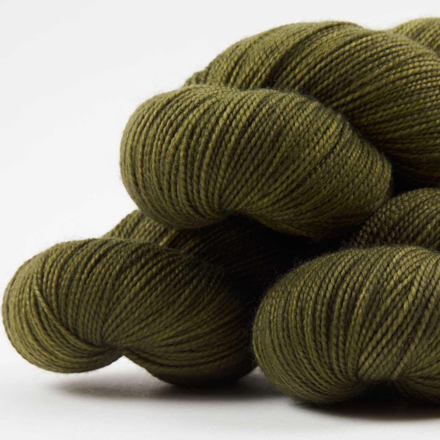 MERINO SWIRL - GREEN MILE
