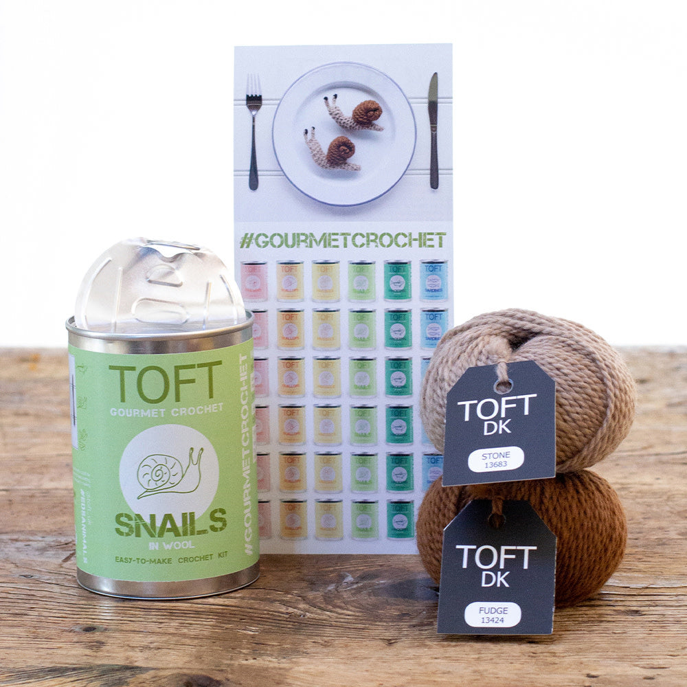 SNAILS IN A TIN KIT - ENGLISH