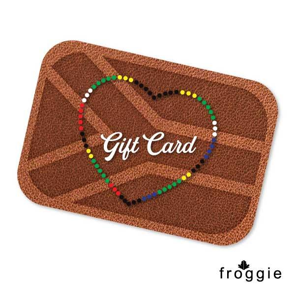 Gift card - Froggie Shoes