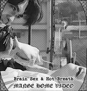 Brain Sex & Hot Breath Double Feature DVD