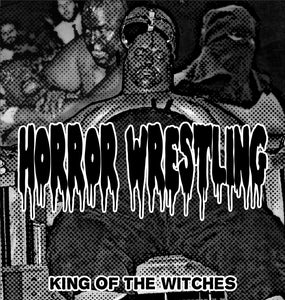 Horror Wrestling DVD