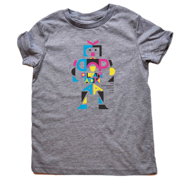 Kids Play ADK Robot Tee
