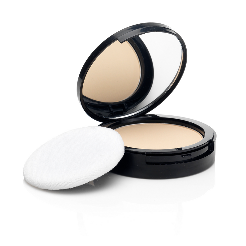 BeautyUK Compact Face Powder
